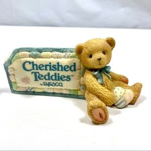 💕 Vintage 1991 Cherished Teddies - 951005 💕